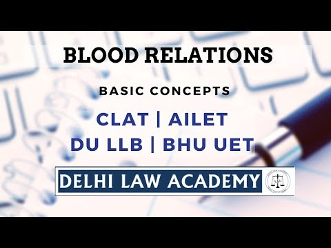 Delhi Law Academy - Blood Relations