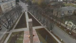 Знаменка, Кировоградская обл. с высоты. DJI Phantom 3 4K(, 2017-02-17T17:35:13.000Z)