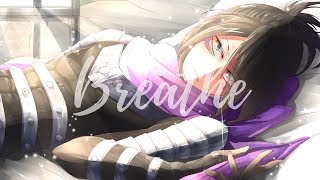 Nightcore - Breathe (Jax Jones ft. Ina Wroldsen) Video