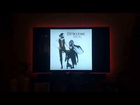 WiFi RGB LED Strip Music Visualization - Self Hosted Home
