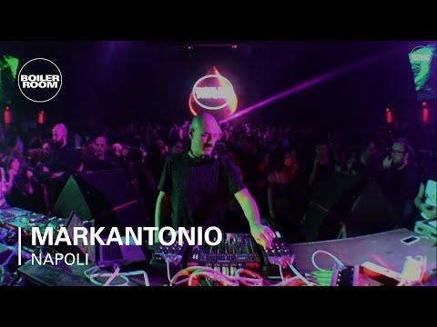 Markantonio Boiler Room Napoli DJ Set