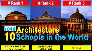 Best Grad Schools For Architecture