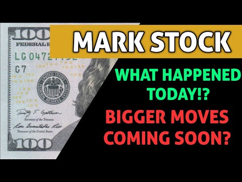 Download MARK STOCK ANALYSIS *IMPORTANT!* - WHAT HAPPENED TODAY? & CAN MARK BOUNCE BACK AFTER BIG MOVES DOWN?