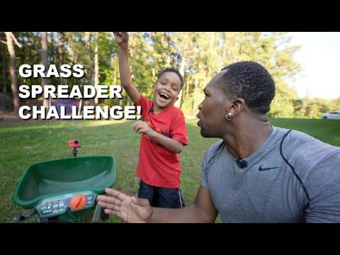 Download Grass Spreader Racing Challenge!
