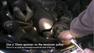 HDi Crankshaft Pulley Repair