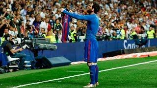 El Clasico - Real Madrid vs Barcelona ALL GOALS 2009/10-2017 (HD)