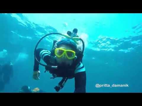 First VLOG - Diving di Pulau Kera