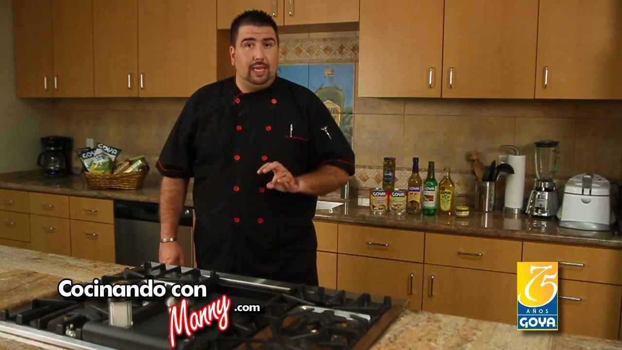 Cocinando con manny youtube for Cocinar con cookeo