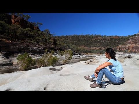 Hughenden Holiday travel video guide, Queensland Australia