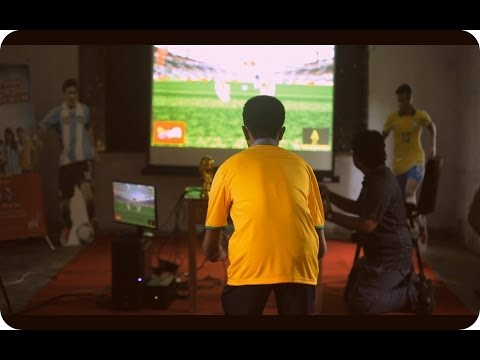 Robi Penalty Shootout Cup: Brazil VS Argentina