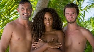 Adam recherche Eve : Tracy, Kevin et Emmanuel