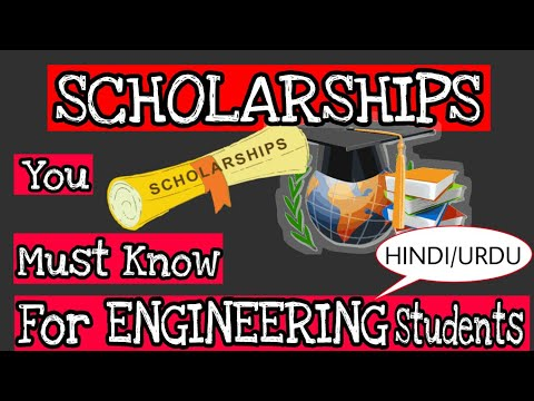 SCHOLARSHIPS FOR ENGINEERING
