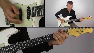 come suonare il blues