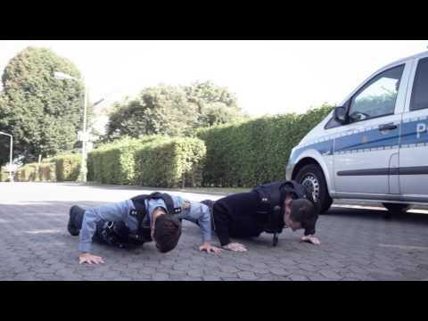 22 PUSHUP CHALLENGE | Polizeipräsidium Osthessen | FULDA