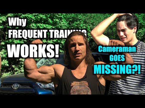 Why TRAINING the MUSCLES Frequently Works, and Cameraman Goes MISSING!