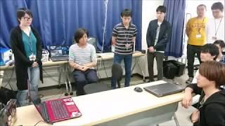 【VR授業】シーエスレポーターズ特別授業 発表会!その3【新潟コンピュータ専門学校】VR MR AR ゲーム thumbnail