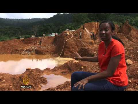 Ghana Environment Pay Cost Of Illegal Mining