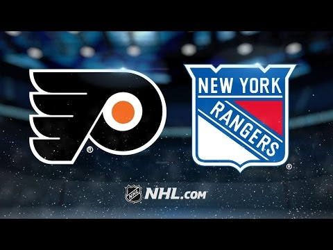 Zuccarello's three helpers lead Rangers past Flyers