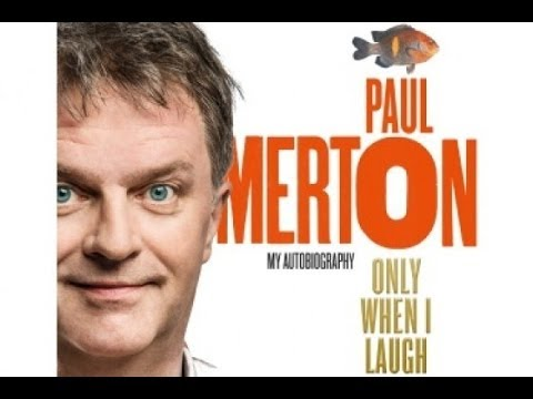 Paul Merton In Conversation Live Tour 2014 ~ Exclusive NEW Autobiography BBC Life Story Interview