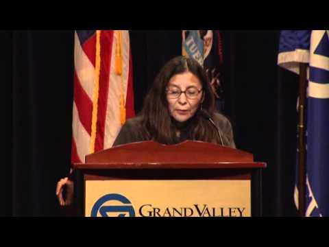 American Indians in Media, Keynote Speaker