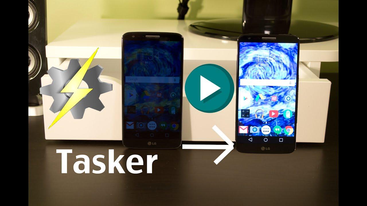 Custom App Settings With Tasker!