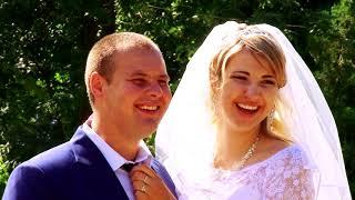 Самая нежная свадебная прогулка Ивана и Танечки