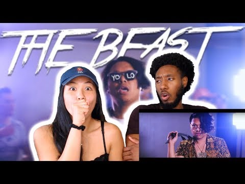 QORYGORE - THE BEAST (OFFICIAL MUSIC VIDEO)   REACTION