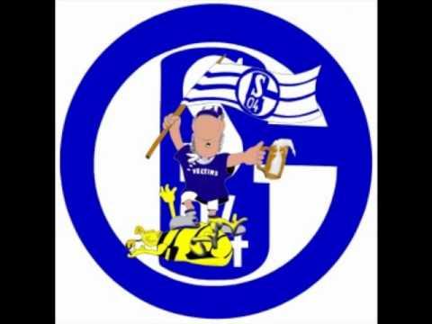 Schalke - Wer auf dortmund scheiße der  - YouTube