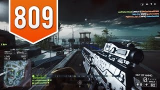BATTLEFIELD 4 (PS4) - Road to Max Rank - Live Multiplayer Gameplay #809 - THIS THING SUCKS!