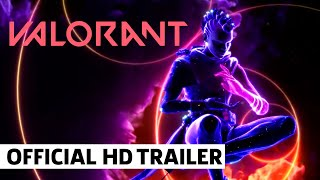 VALORANT Astra Gameplay Reveal Trailer