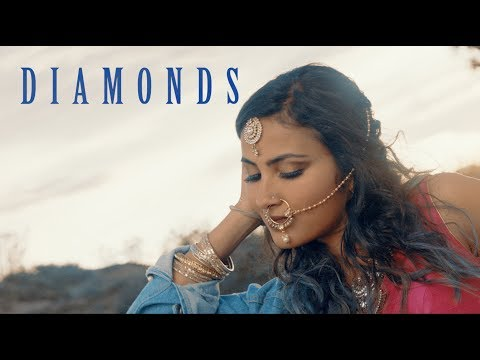 Vidya Vox - Diamonds (ft. Arjun) (Official...
