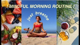 SPEND THE MORNING WITH ME   productive morning routine + healthy breakfast ideas