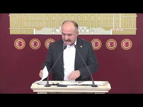 İYİ Parti Ekonomi Politikaları Başkanı Erhan Usta Açıklama Yapıyor