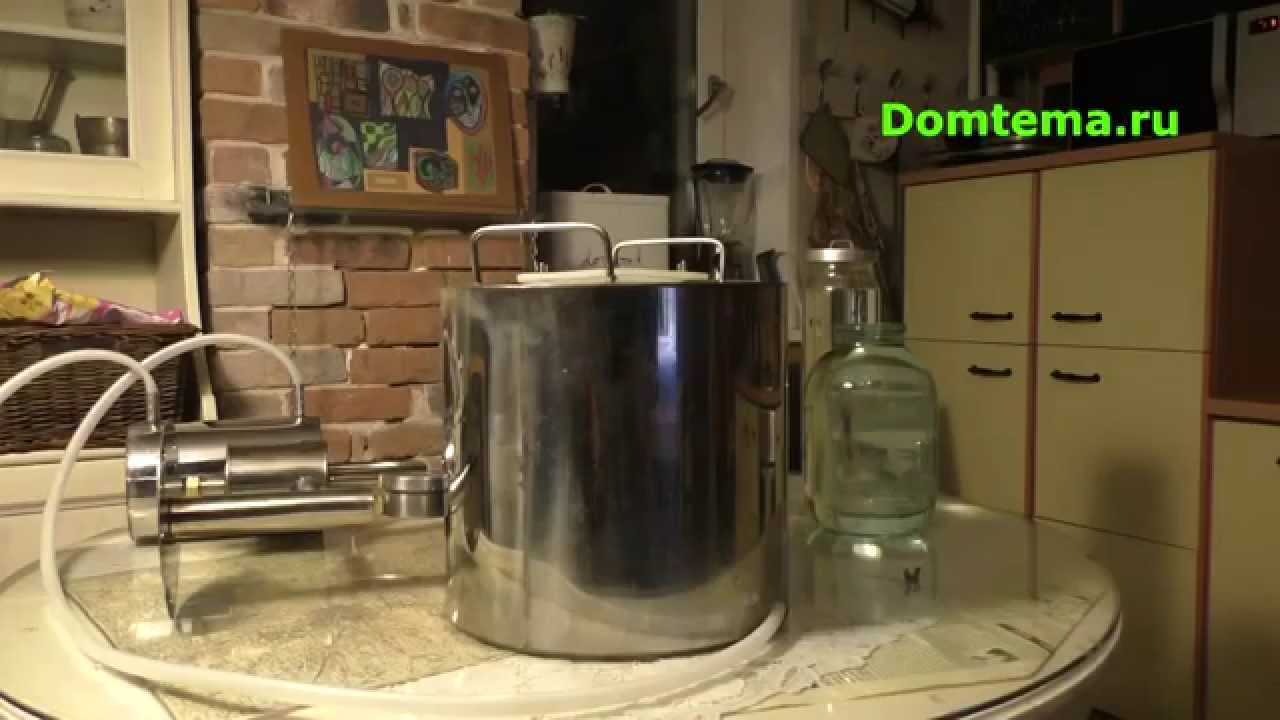 очистка самогона от запаха в домашних условиях