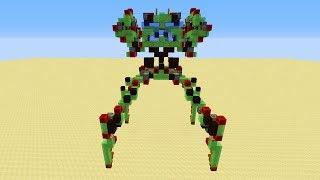 3 Mega Coole Minecraft Redstone Roboter! Redstone Robot!