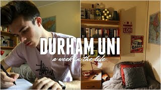 A WEEK IN MY LIFE AT DURHAM UNIVERSITY (Study with Me and Honest Uni Review!) | Jack Edwards | AD