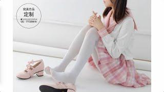 【白丝】jk制服,百褶裙,小姐姐,白丝袜,揉搓,都是你想看的吗?