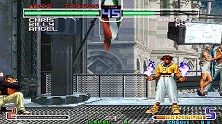 [TAS] KOF 2002 Magic Plus II - Arcade Random Team #43