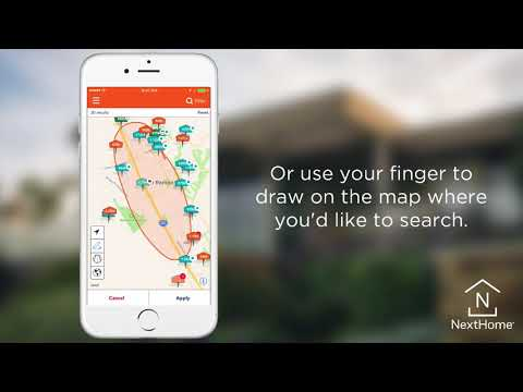 NextHome's Mobile Connect App