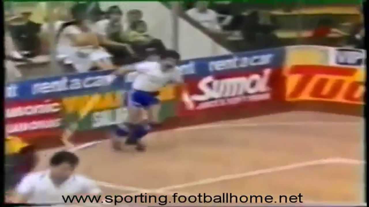 Hoquei Patins :: Sobrinho no Campeonato do Mundo em 1982