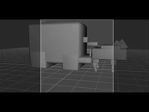 Horse- vehicle  3d model making