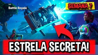 FREE SECRET CATEGORY WEEK 7 | SEASON 5 (SKIN FOOT ON THE ROAD) FORTNITE