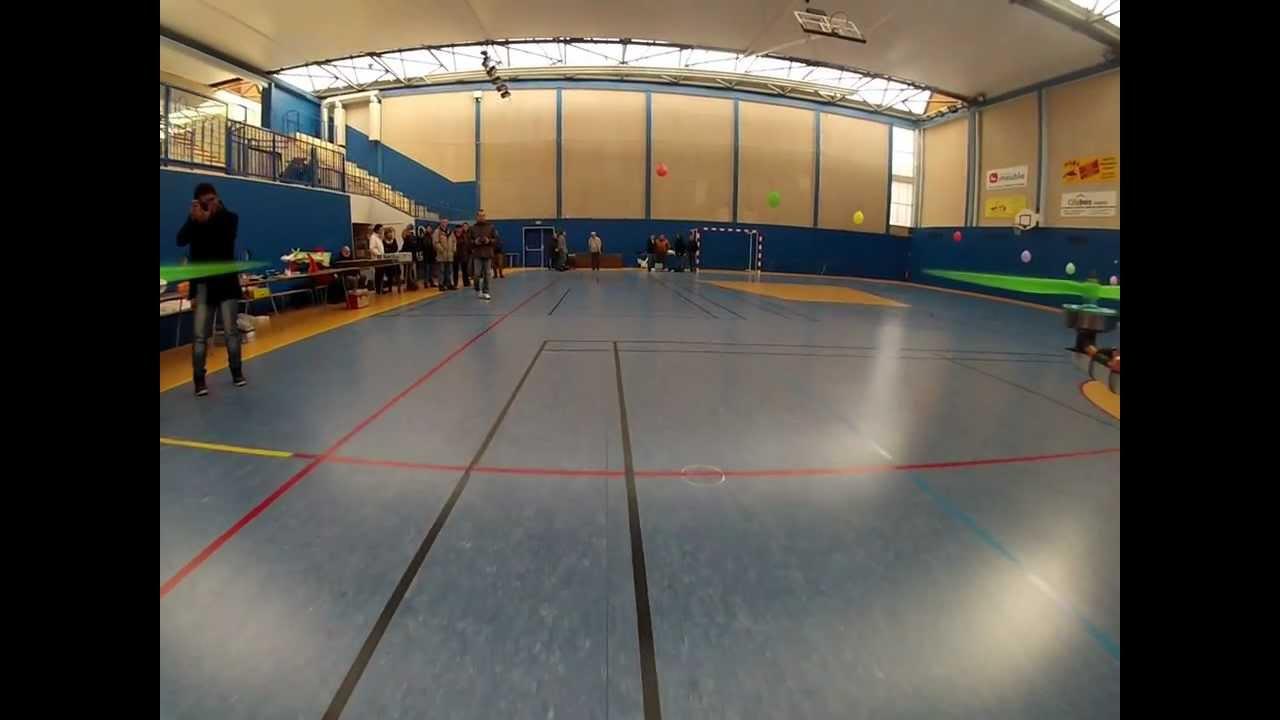 Rencontre indoor salle Chamiraud Fontenay le Comte