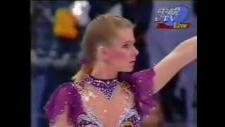 伝説の「トーニャ・ハーディング事件」 1994年リレハンメル五輪FS