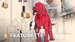 Clifford the Big Red Dog Featurette - Book to Screen 2021