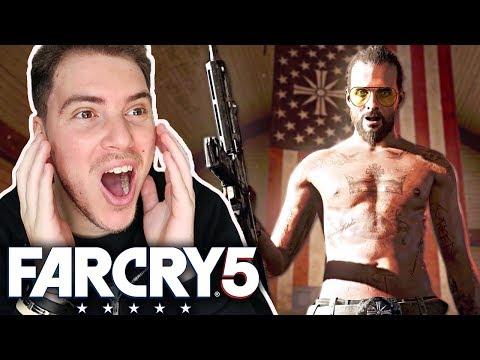 HO PROVATO FAR CRY 5!! - Far Cry 5 ITA GAMEPLAY ITA