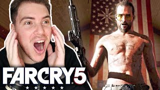 HO PROVATO FAR CRY 5!! -  Far Cry 5 GAMEPLAY ITA