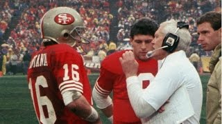 Bill Walsh: A Football Life - Montana vs. Young A QB Controversy