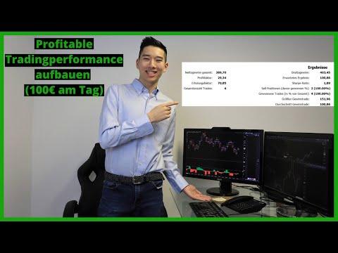 📌 Profitable trading performance aufbauen // Traden lernen für Anfänger (Forex, CFD, Futures)