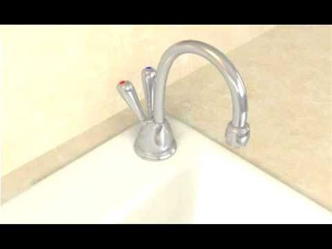 hook up hose to faucet